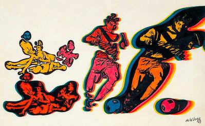 Jorge de la Vega, 'Sin título | Untitled', 1969