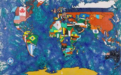 Damilola Oshilaja, 'Blue Planet (NWO)', 2013