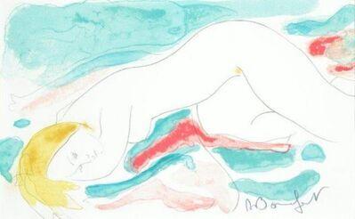Alain Bonnefoit, 'Profil de femme'