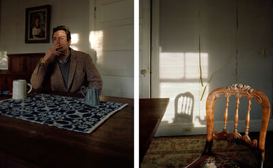 David Hilliard, ''Smoke'', 2012