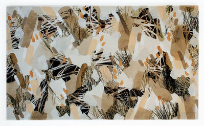 Judy Clark, 'The Grass Grows Over', 2017