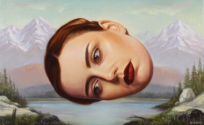 Paul Neberra, 'The Solitude of the Wanderer', 2020