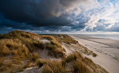 David van Dartel, 'Vlieland after the rain / Vlieland na een wolkbreuk', ca. 2019