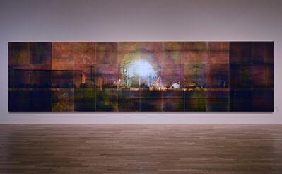 Masahiro Masuda, 'Interval of time', 2017