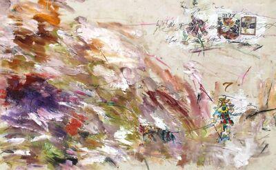 Stefan Heyer, 'Untitled (Durch die Welt II)', 2019