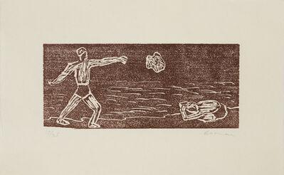 RICHARD BOSMAN, 'Cain and Abel ', 1981
