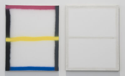 Colby Bird, 'Two Paintings', 2010