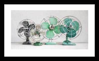 Christopher Stott, 'Four Vintage Fans'