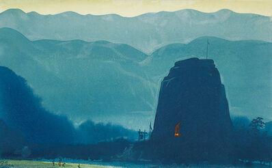 Bireswar Sen, 'The Ruined Temple'