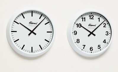 Darren Almond, 'Two Clocks', ca. 2000s