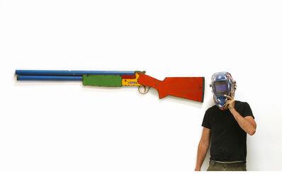 David Buckingham, 'Dick Cheney (28-gauge shotgun) ', 2016