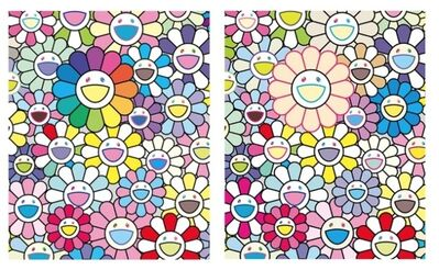 Takashi Murakami, 'Flowers of Hope / Field of Flowers', 2020