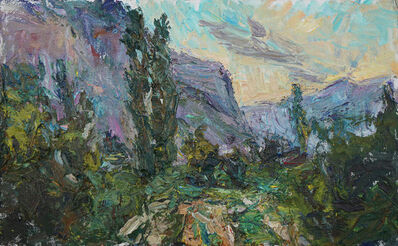 Ulrich Gleiter, 'Southern Landscape (Sunrise in the Caucasus)', 2017