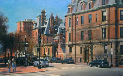 Joel Babb, 'Corner of Dartmouth Street, Back Bay, Boston', 2005