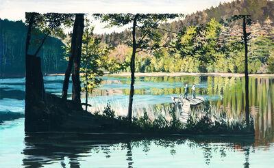Kim Sang Kyun, 'Decoration on a Lake ', 2016