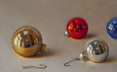 Scott Fraser, 'Four Ornaments', 2018
