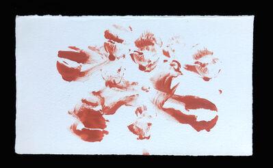 Priscila González, 'Body Print No. 7', 2016
