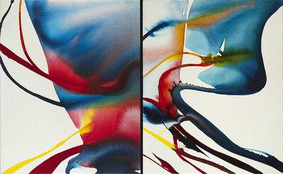 Paul Jenkins, 'Phenomena Listen Listen', 1968