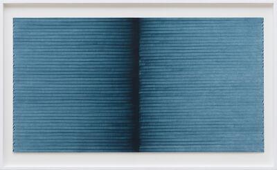 Irma Blank, 'Radical Writings, Exercitium IV', 1993