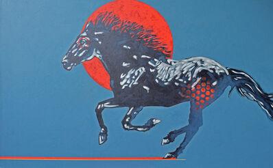 "Nocona Burgess, '""Power Horse""', 2019"
