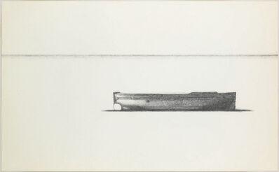 Josep Navarro Vives, 'Barca (Boat)', 1988