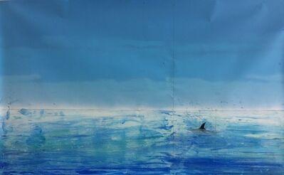 Gilles Barbier, 'En attendant la vague', 2017