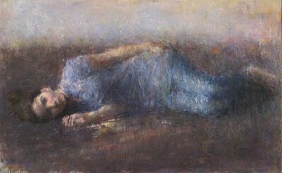 Daniel Enkaoua, 'Sarah allongée au sol', 2015-19