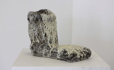 Jeffry Mitchell, 'Foot Vase ', 2012