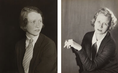 Berenice Abbott, 'Edna St. Vincent Millay', circa 1929