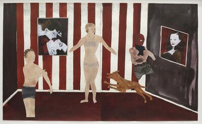 Marcel Dzama, 'The Backlash Tastes Like Honey', 2011