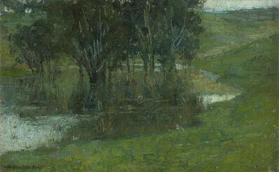 Emmanuel Phillips Fox, 'Spring, Heidelberg', ca. 1900