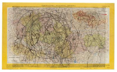 Stano Filko, 'Reality I', 1966