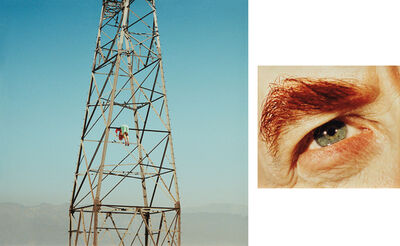 Alex Prager, 'Two works from the series Compulsion: (i) 4:29pm, Van Nuys; (ii) Eye #8 (Electric Tower)', 2012