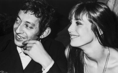 Alain Quemper, 'Serge Gainsbourg and Jane Birkin, Bobino', 1969