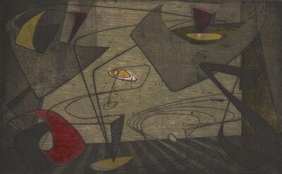 Thomas Lias, 'Spatial Equalibrium 1950', 1950