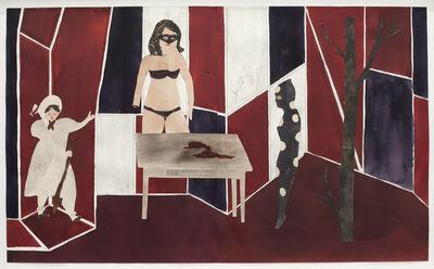 Marcel Dzama, 'Woman Walker', 2011
