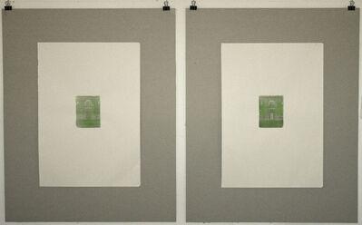 Gian Maria Tosatti, 'Trasposizione di acidi del negativo di una immagine.', 2014