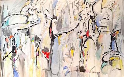 Paul T Scarborough, 'Ligne de Danse'