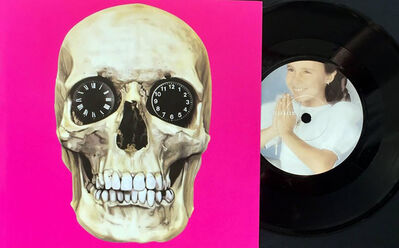 Damien Hirst, 'Damien Hirst Skull Record album art', ca. 2006