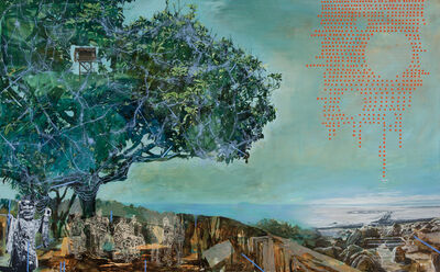 Lyndell Brown Charles Green, 'Balibo (The Fort)', 2014