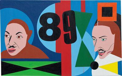 Nina Chanel Abney, 'Untitled (89)', 2012