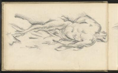 """Paul Cézanne, 'Study of Puget's """"Milo of Crotona""""', 1895/1898"""