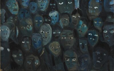 Duan Zhengqu, 'Crowd (No.1)', 2014