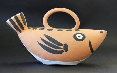 Pablo Picasso, 'Fish Subject (Sujet Poisson) (A.R. 139)', 1952