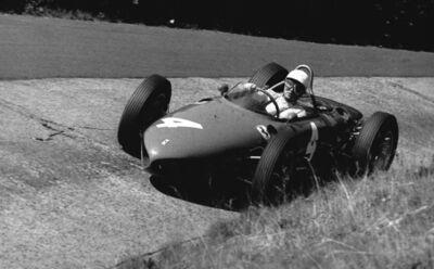 Jesse Alexander, 'Phil Hill, Ferrari, Nürburgring', 1962