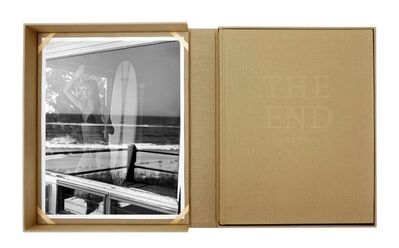 """Michael Dweck, 'The End: Montauk, NY 10th Anniversary Art Edition with """"Adriana"""" photograph', 2015"""