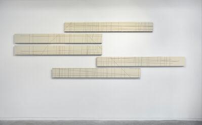 Cyril Zarcone, 'Planches martyres (série 1)', 2016