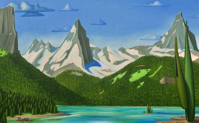 Glenn Payan, 'St Mary Lake, Montana ', 2019