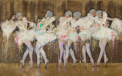 Holly Suzanne Rader, 'Follies Girls', 2015