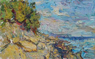 Ulrich Gleiter, 'Evening on the Black Sea', 2017
